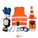 ADR-комплекты для опасных грузов, имеющих класс опасности №  6.1