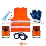 ADR-комплекты для опасных грузов, имеющих класс опасности № 1, 1.4, 1.5, 1.6, 2.1 или 2.2