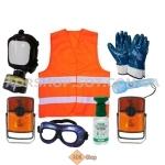 ADR-комплекты для опасных грузов, для опасных грузов, имеющих класс опасности №  6.1